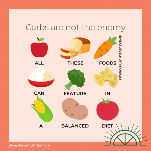 You don't need to cut carbs for weight loss