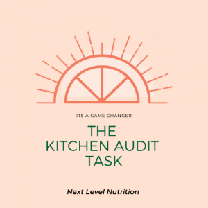 Have you heard of a Kitchen Audit?